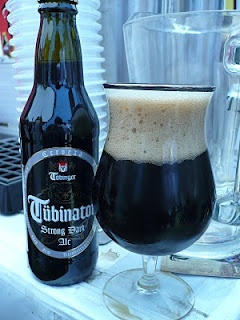Tubinator -Strong Dark One, More than 2 are deadly. Delicious. #beer #chileanbeer #beers #chile