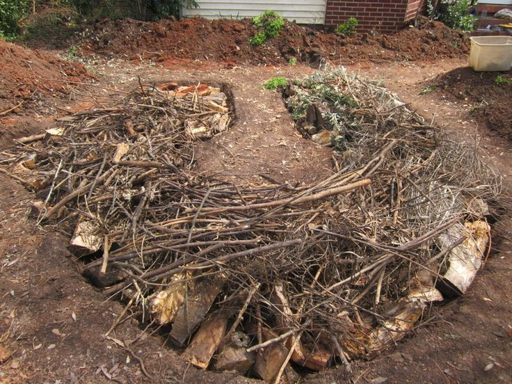 Remember Hugulkultur in creating raised beds.  Since I like the higher beds, filling the bottom half with prunings and such will reduce amount of topsoil needed to fill bed.
