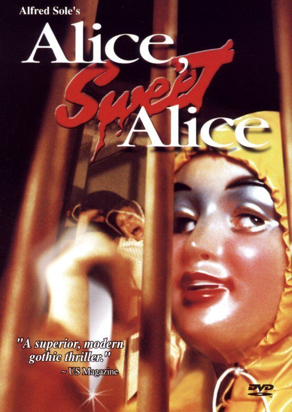 Alice Sweet Alice - Review: Young Karen Spages (Brooke Shields) is about to receive her first communion when someone… #Movies #Movie
