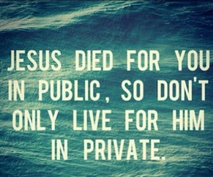 Jesus:  A very pertinent message to all Christians.  Don't settle for the kind of faith the world wants you to have.