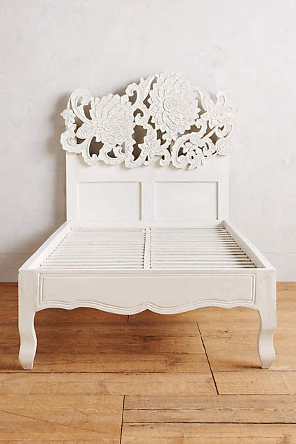 Handcarved Lotus Bed Honey I 39 M Home