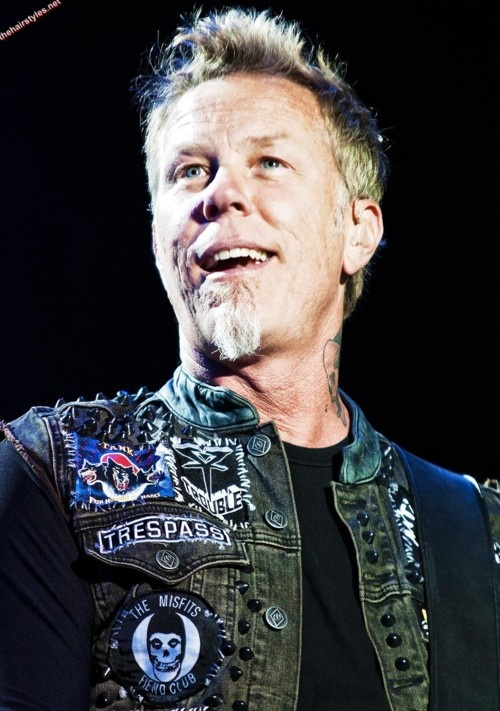 James Hetfield Hairstyle 187 Hairstyles Celebrity Hair