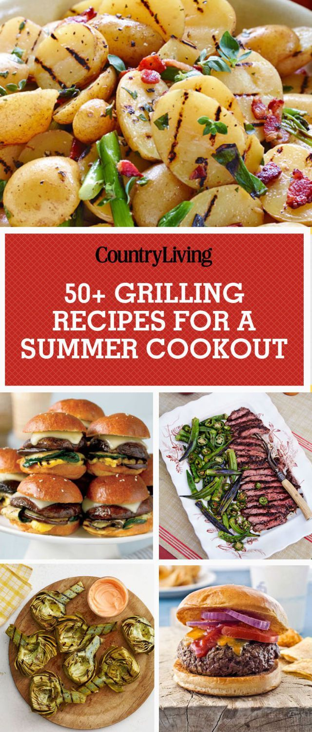 65+ grilling recipes for an epic summer cookout | yes, please