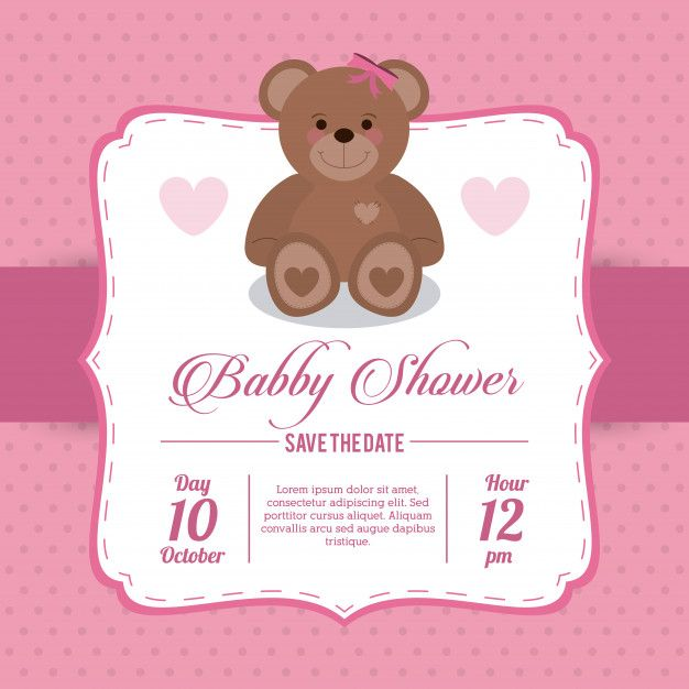 Descarga Gratis Vectores De Diseño De Baby Shower Disenos De Unas Baby Shower Scrapbook De Bebé