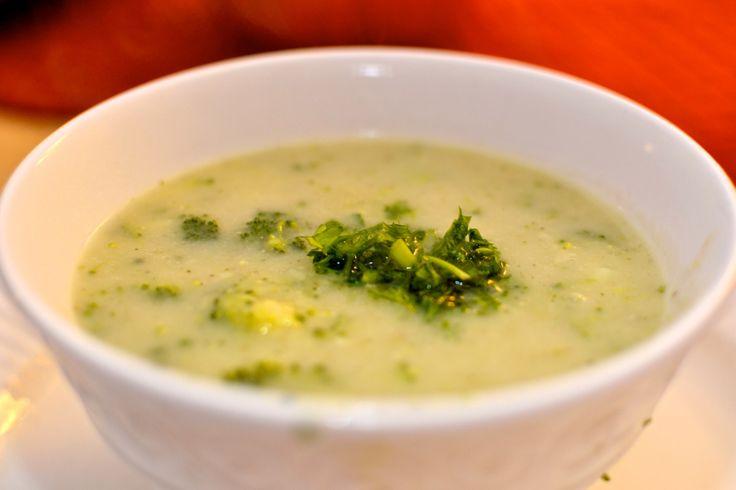 Make This Anti Cancer Broccoli Cream Soup – Recipe