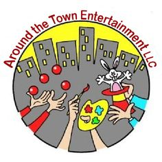 Around The Town Entertainment LLC provide award winning professional entertainment services. air brush on T-shirts, balloon twisting, caricature artist, carolers etc