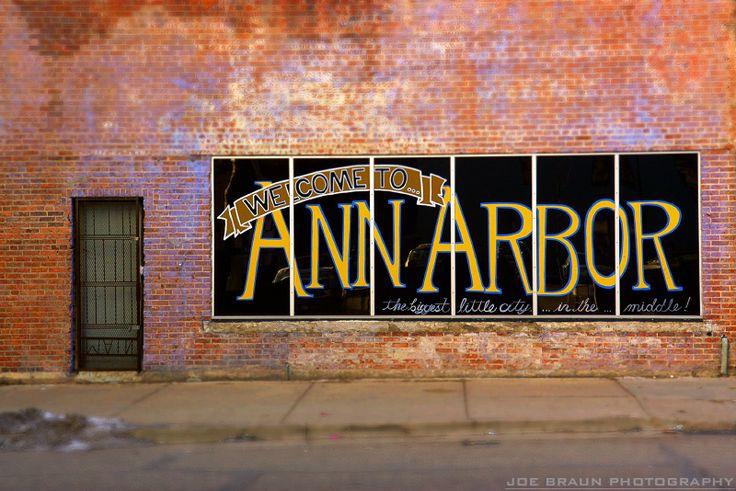 Ann Arbor Wall (Ann Arbor, Michigan) -- © 2005 Joe Braun Photography