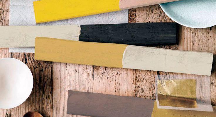 Geel is dan ook een kleur die langzaam weer terug komt in de interieur s. Het is een mooie kleur om te gebruiken als accent om een interieur  wat meer leven te geven. Een groot voordeel is dat jehet op je eigen wijze kunt toepassen. De één houdt de basis graag rustig en voegt een paar gele details toe, waar een ander liever uitbundig combineert met knallende kleuren. Ook dan is geel een geweldige toevoeging.