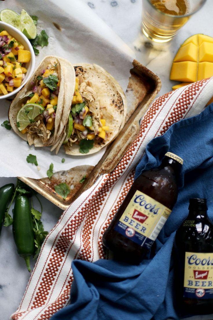 Tequila and Beer tacos | lauren kelp