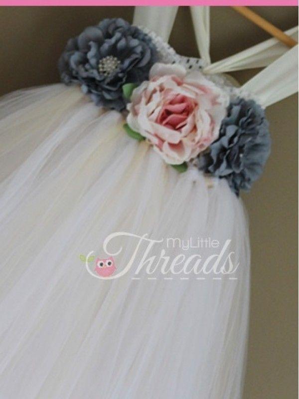 Design your flower girl dress from $85