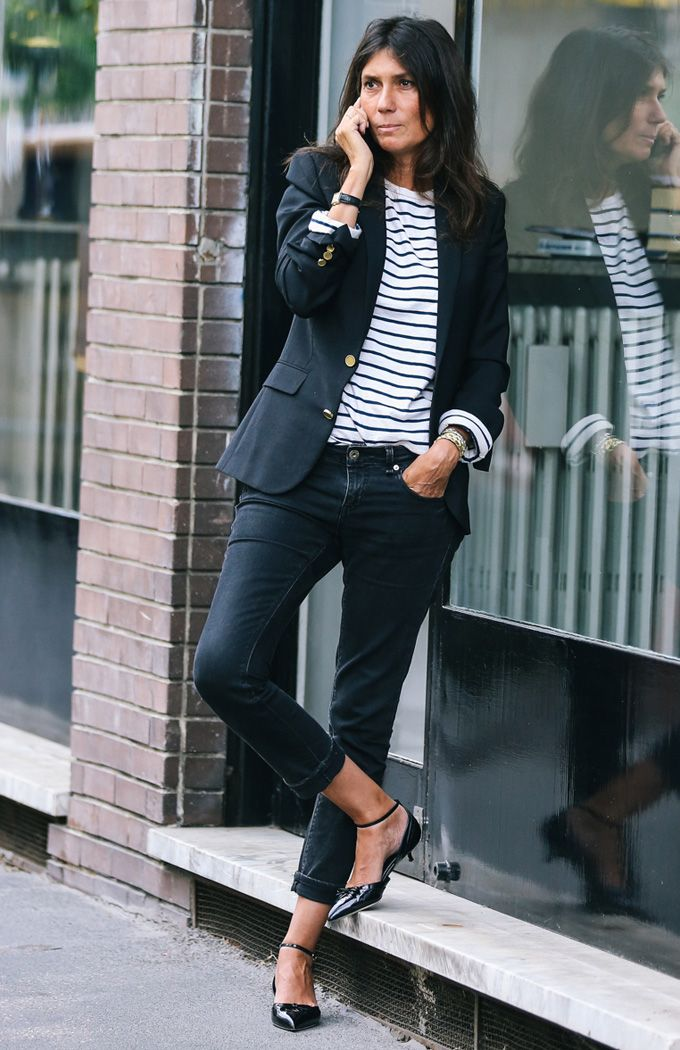 Consider the Breton Stripe | Man Repeller                                                                                                                                                                                 More
