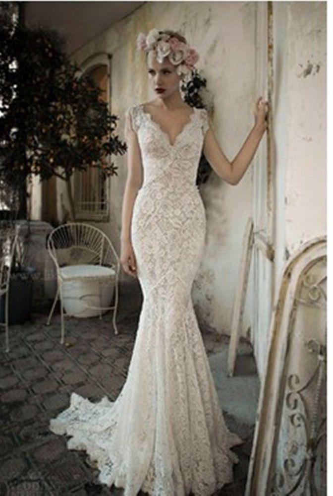 les 9 meilleures images du tableau robe de mariage sur On robes de mariée gaine vintage