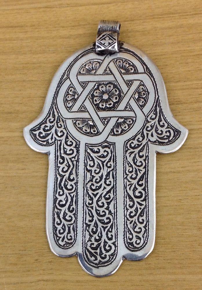 62 Best Hamsa Images On Pinterest Fatima Hand Tribal Jewelry And