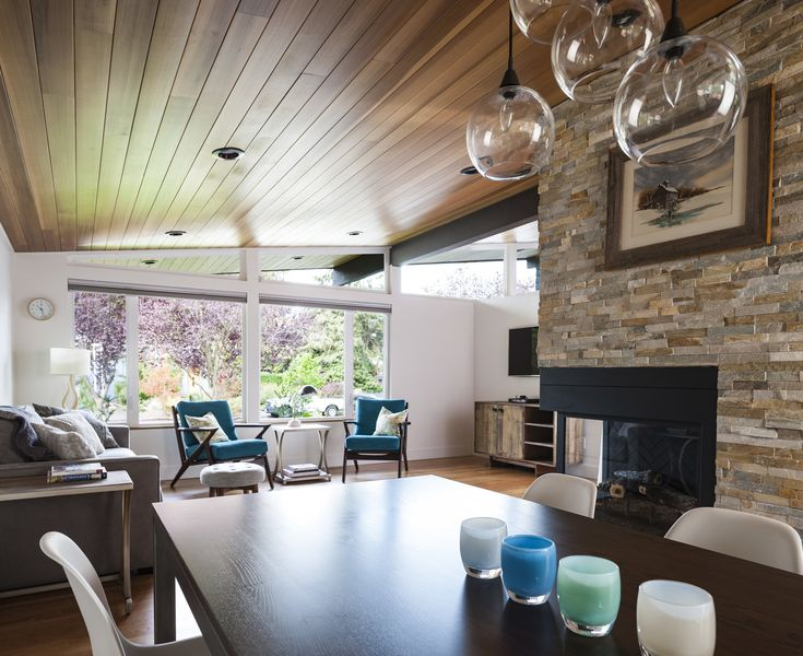 793 best Mid-Century Homes images on Pinterest