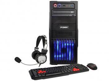 PC Gamer PC Mix Gamer L3100 Intel Core i3 - 8GB 1TB GeForce GT 210 1GB Linux
