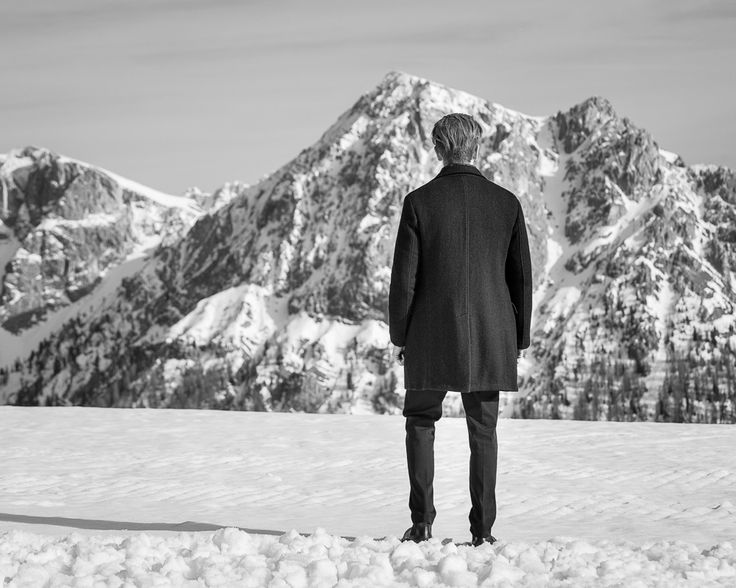 On top of the world with Gabriel-Kane Day-Lewis. Join him behind the scenes of the Fay Fall-Winter 2016/17 campaign shoot.