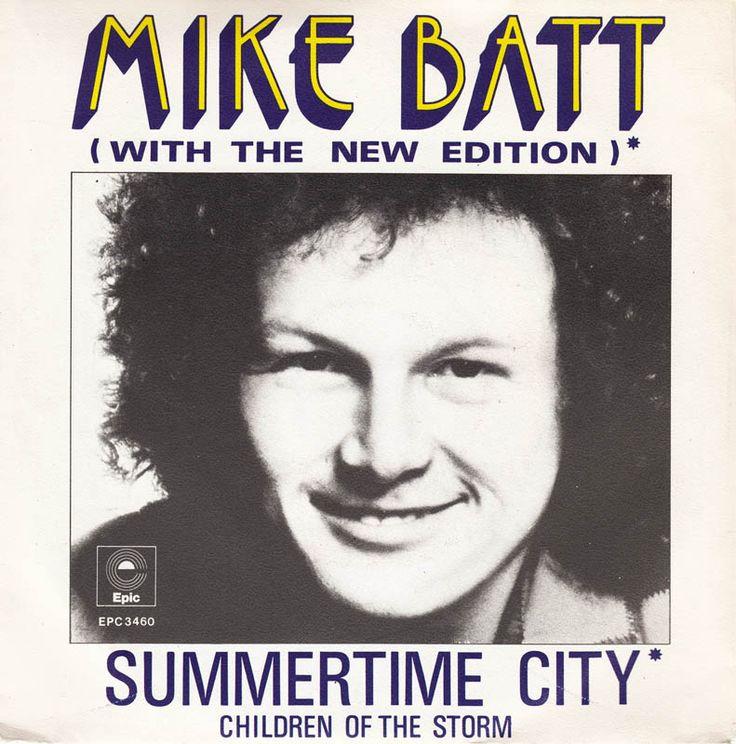 MIKE BATT - SUMMERTIME CITY - 1975*