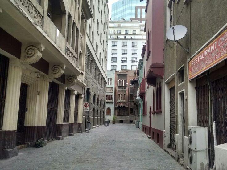 Calle Santiago centro