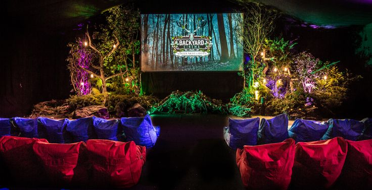 Gallery - Backyard Cinema