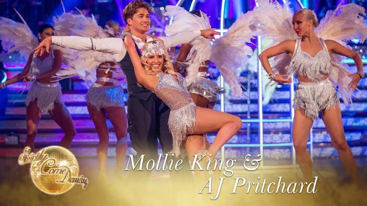 Mollie and AJ Charleston to 'Wings' by Little Mix - Strictly Come Dancin...
