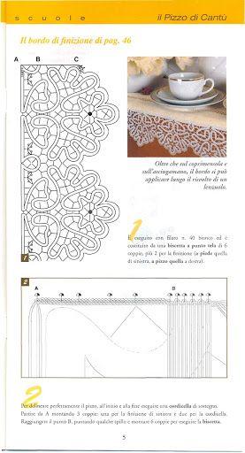 Scuola di pizzo di Cantù 2004 (bolillos) - Blancaflor1 - Picasa Web Albümleri