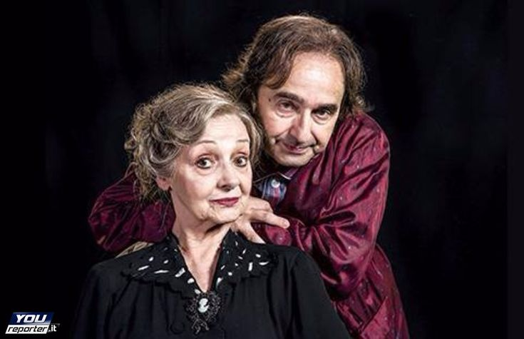 """Regina Madre"" con Milena Vukotic al Teatro Dell'Angelo, Roma - YouReporter.it"