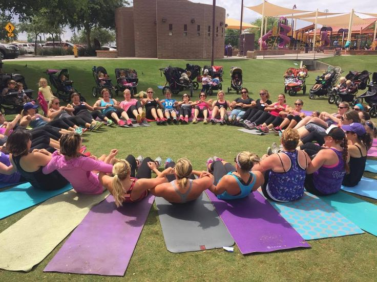 Not Your Mama's Jazzercise - Stroller Strides!   North Phoenix Moms Blog