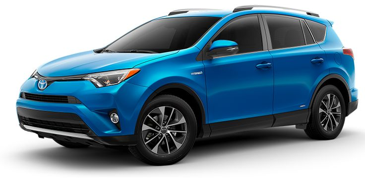 Rav4 | Get Your Toyota - Ontario