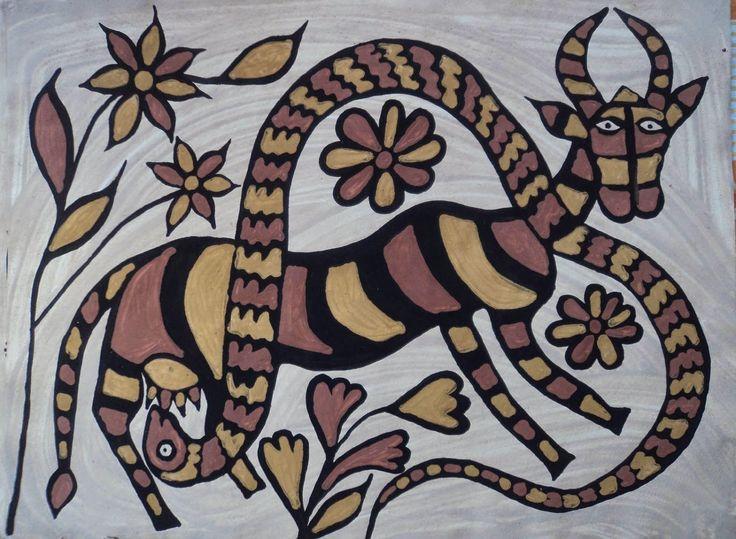 Tribal Art of Hazaribagh: Tribal Women Artists Cooperative (TWAC)