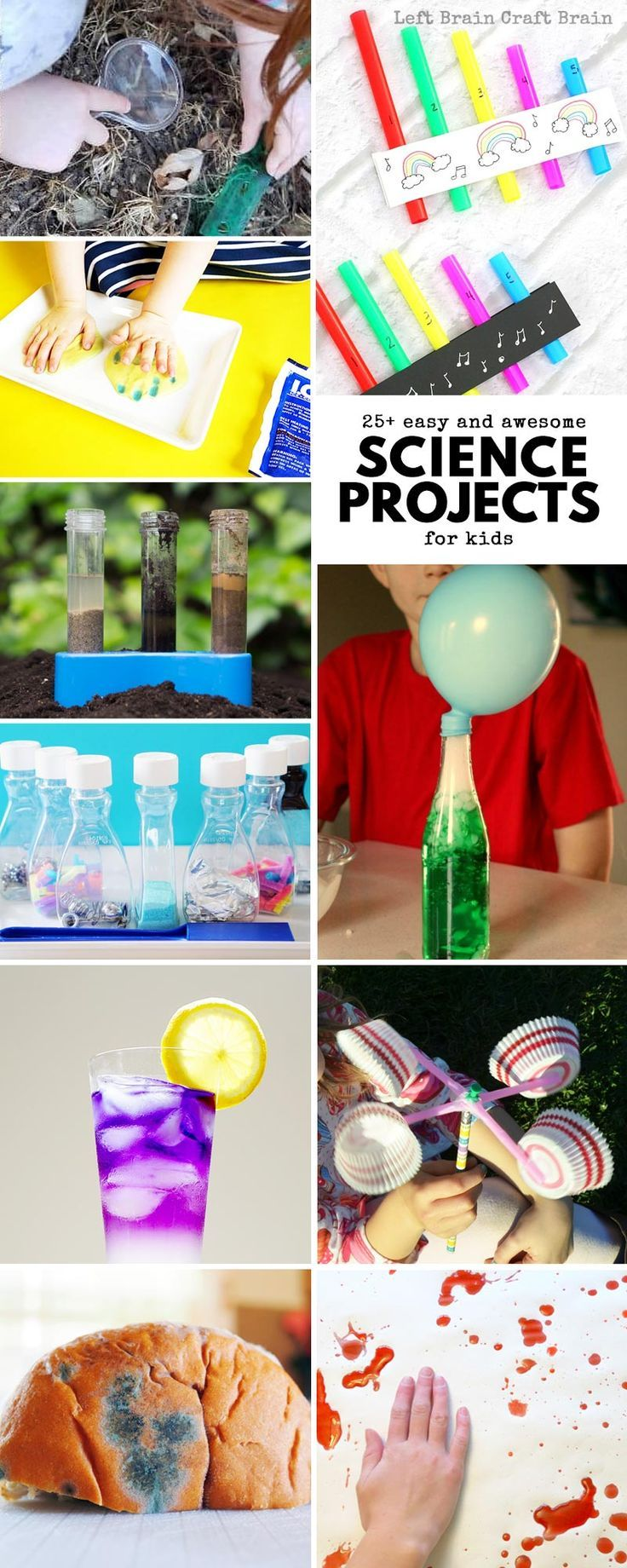 Awesome science projects