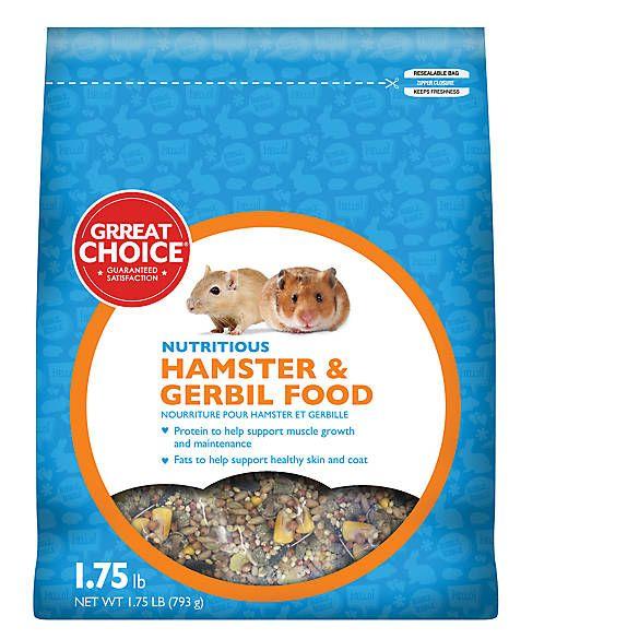 Grreat Choice Hamster Gerbil Food Small Pet Food Petsmart