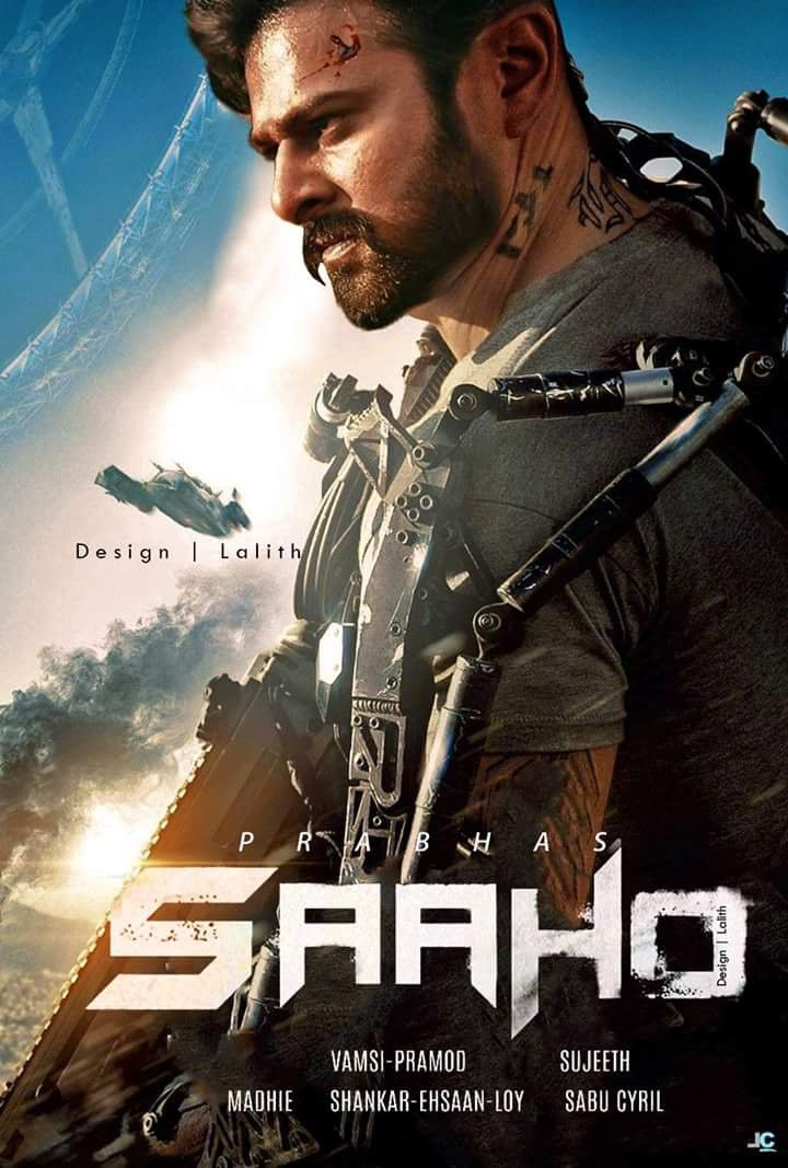 Saaho 2019 Dual Audio Hindi 1080p UNCUT HDRip 2.6GB ESubs