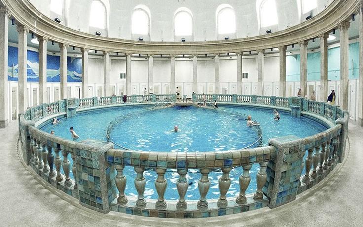 80 best nancy images on pinterest nancy france lorraine - Nancy thermal piscine ronde ...