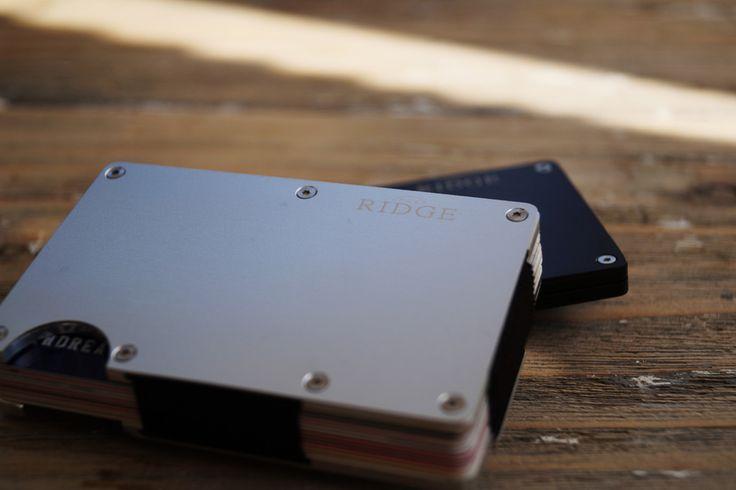 The Ridge 2.0 Alu http://www.starterstore.de/produkte-starterstore/slim-wallets/the-ridge-2-0-classic-edition.html