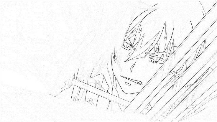Tetsu Sendagaya Sketch by me.