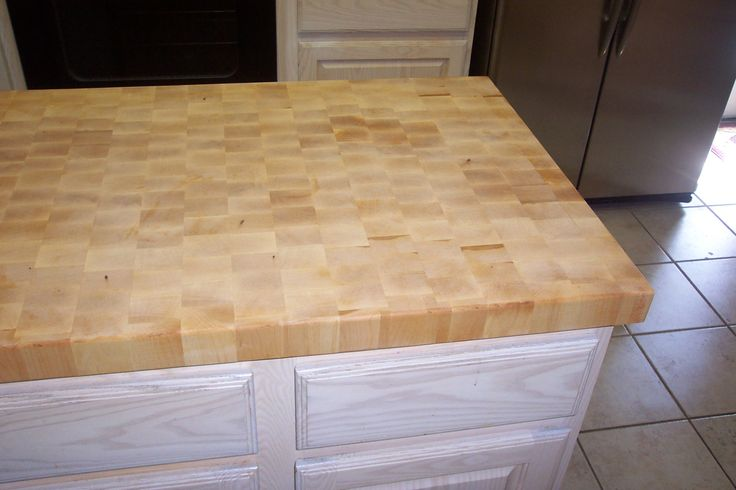 17 best images about maple counter tops on pinterest for Maple slab countertop