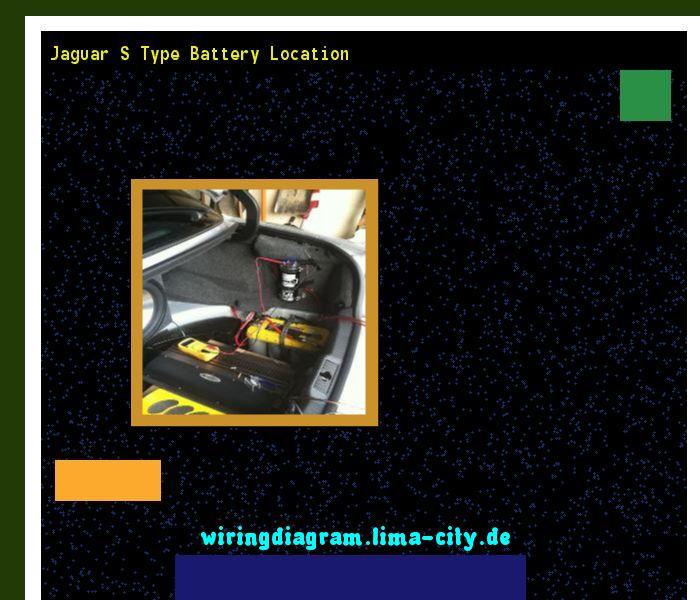 Jaguar S Type Battery Location  Wiring Diagram 1756