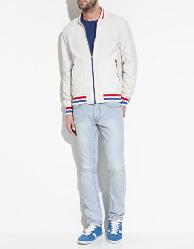 REVERSIBLE JACKET - Blazers and Jackets - Man - ZARA United States