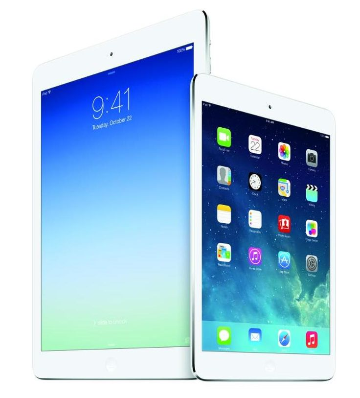 Apple iPad Air vs. iPad Mini With Retina Display: Which One Should You Get? [Verkrijgbaar bij ConXioN]