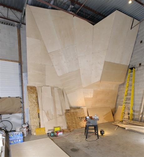 Vertical Solution - Custom Design and Construction of Indoor Climbing and Bouldering Walls
