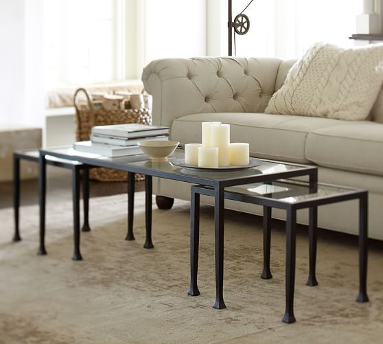 """Tanner Nesting Coffee Table 