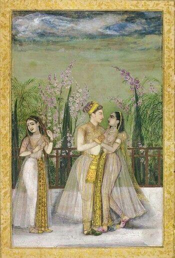 Young Aurangzeb Alamgir, 1640. Agra.