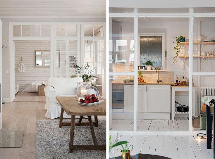 Mejores 10 imágenes de Luz natural en Pinterest   Cocinas ...