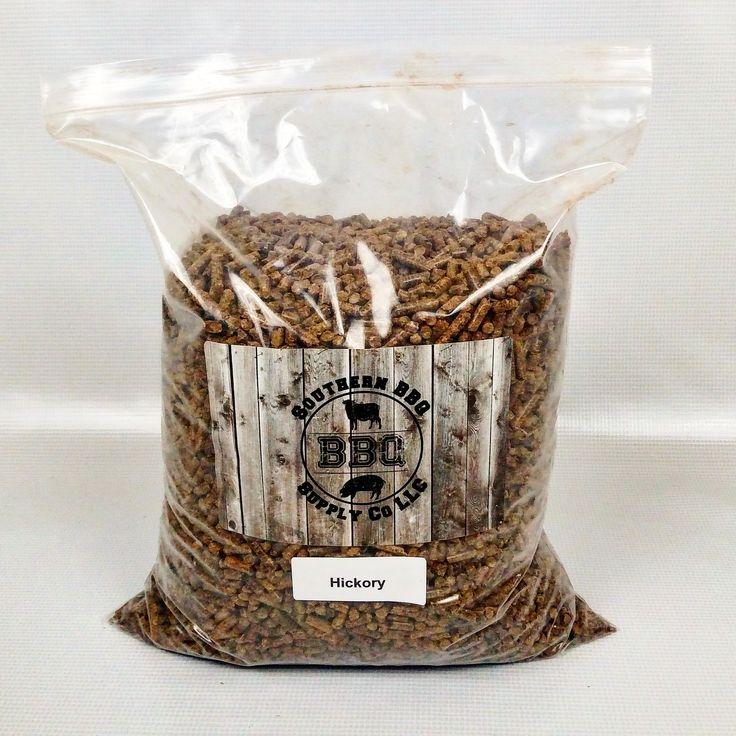 Hickory Wood BBQ Pellets