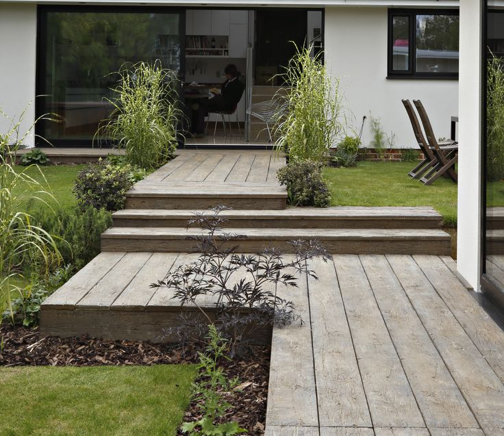 Millboard Composite Decking Weathered Driftwood