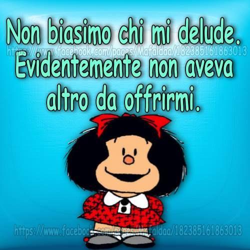 vero Mafalda!