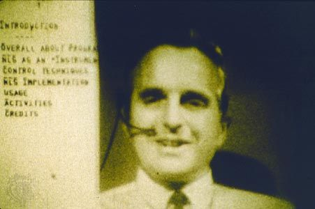 Douglas Engelbart | American inventor whose work beginning in the 1950s led to his patent for the computer mouse, the development of the basic graphical user interface (GUI), and groupware. Engelbart...