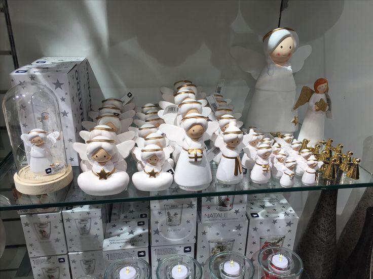 Leonardo Christmas Angels