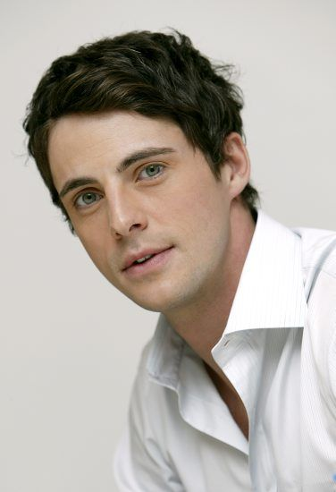 Matthew Goode could be another Walter Blythe though may be too old
