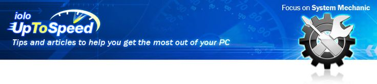 Tips to Optimize Your PC's Internet Connection Settings PC Tune-Up Software Experts – iolo Technologies